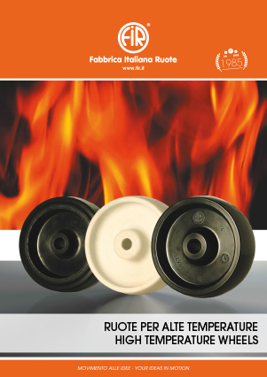 Application High Temperature Wheels