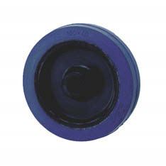 Wheel BLUE NYLGOM