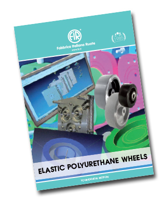Elastic Polyurethane wheels catalogue