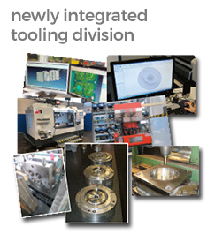 newly integrated tooling division
