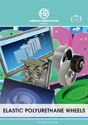 Application  Elasticc Polyurethane Wheels