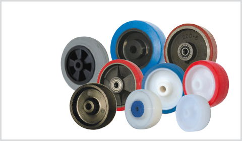 products Wheels and Castors